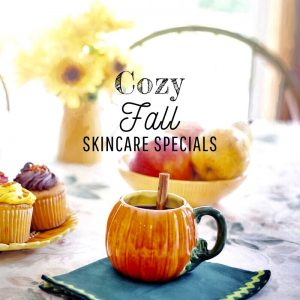 pumpkin fall facial Plano, TX